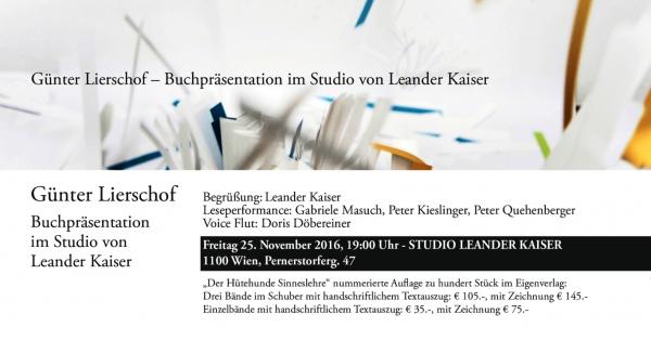 Studio Leander Kaiser