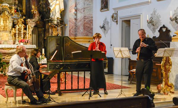 Konzert in Eschenlohe